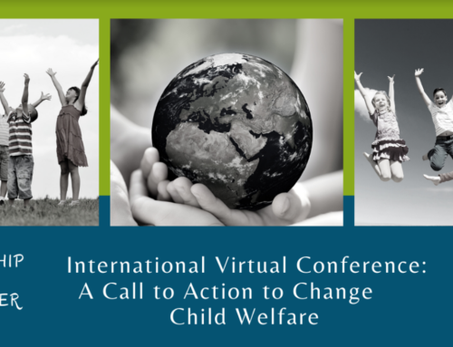 Virtual Conference│October 5-8, 2020: A Call to Action to Change Child Welfare